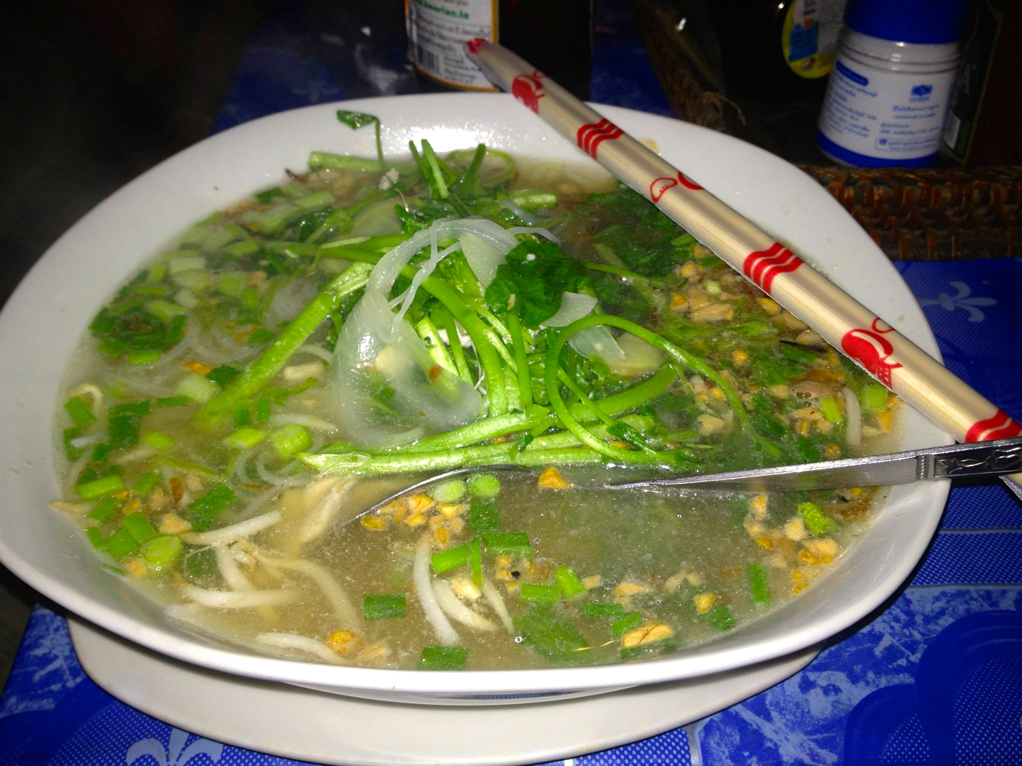 Pho - the best $1 soup you'll ever have you in your life