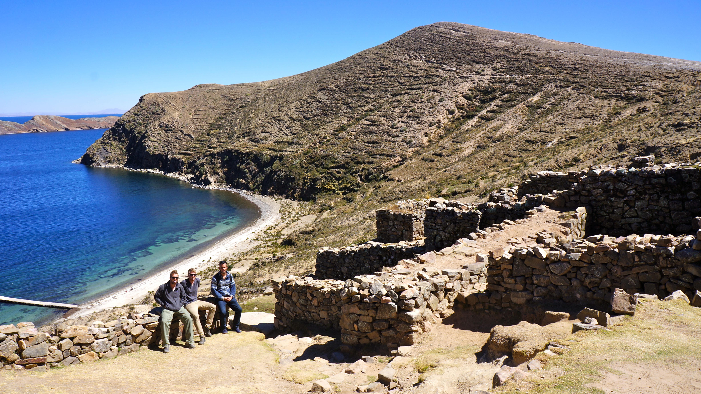 The Chicana Ruins --- Las Ruinas de Chicana
