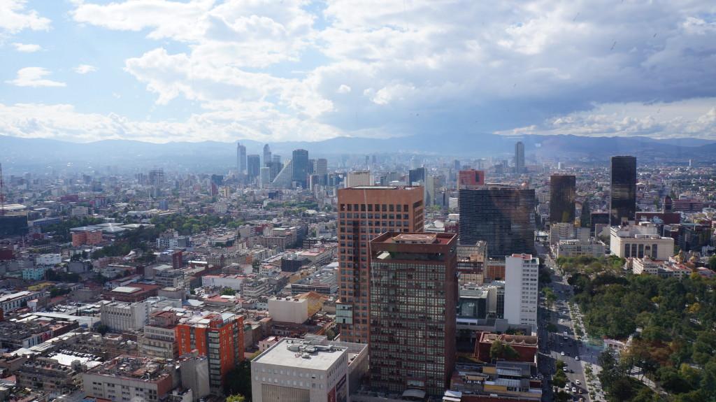 Mexico City - no smog, no problems!