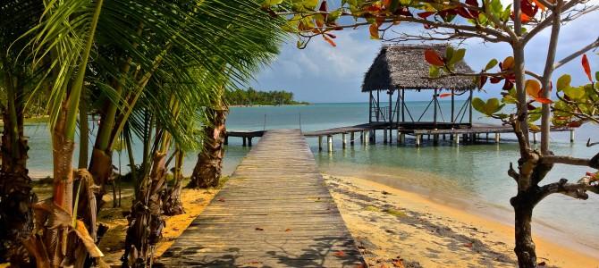 Island-Hopping in Bocas del Toro, Panama
