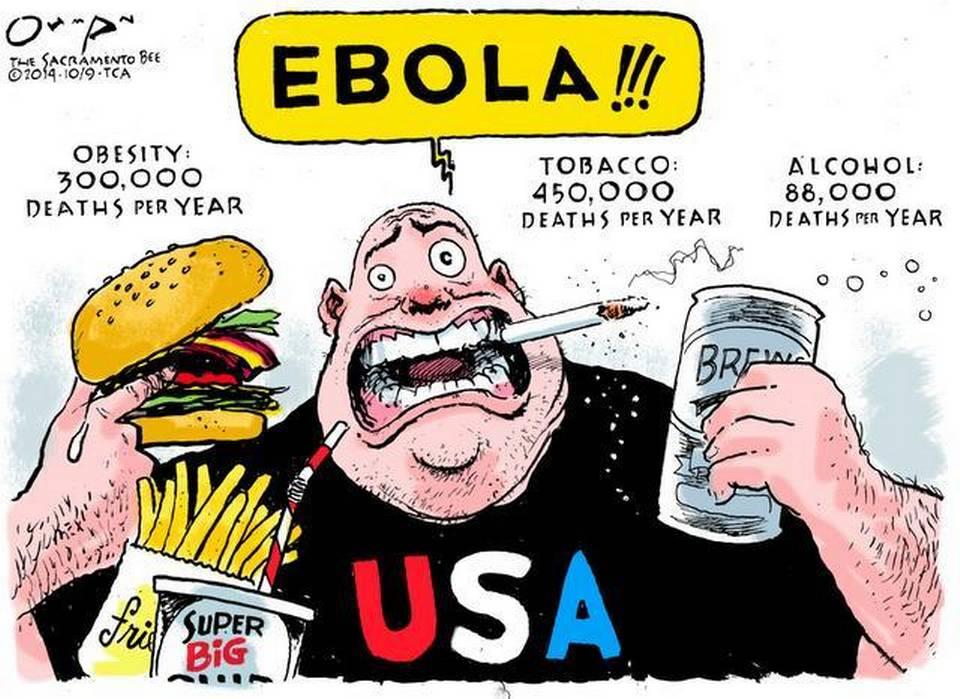 ebola joke