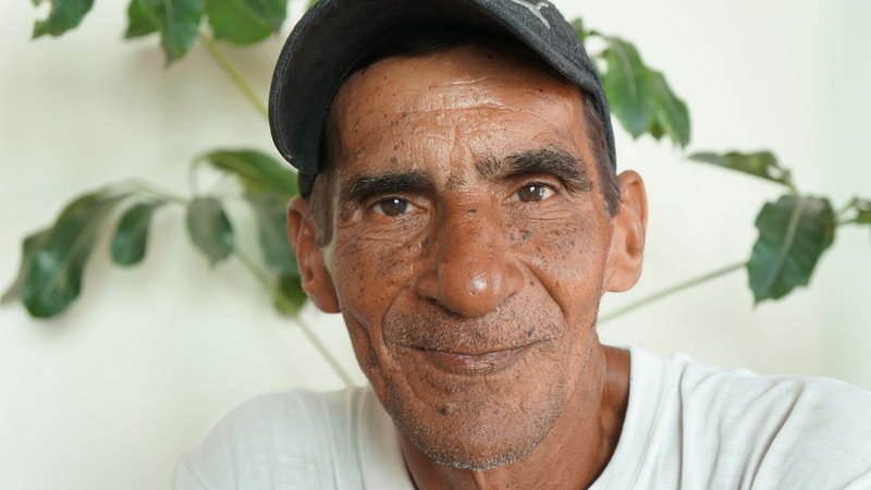 Ruben. 66 years old. Special Education teacher. Gibara, Cuba.