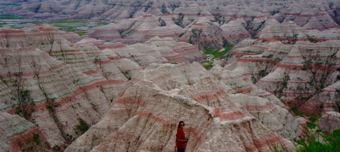 The Badlands & Black Hills of South Dakota