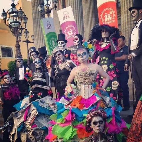 Día de Los Muertos in Guanajuato