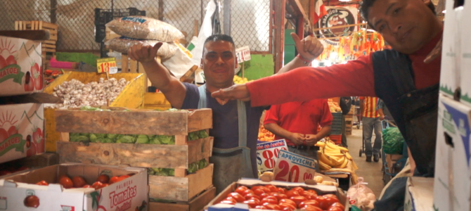 A Gringo at the Market in Atizapán de Zaragoza – Spanish Practice Video